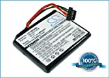 Battery for TomTom Go 1005, 3.7V, 1000mAh, Li-ion