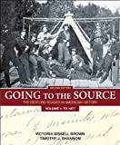 Going to the Source (text only) 2nd(Second) edition by V. B. Brown,T. J. Shannon
