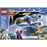 517Cj5KE6kL. SL160  LEGO Toy Story Buzzs Star Command Ship