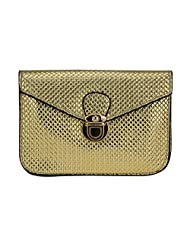 Genious Gold Shoulder Sling Bag For Women