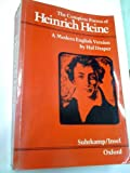 The Complete Poems: A Modern English Version (0198158076) by Heine, Heinrich