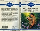 img - for Le conquistador aux yeux bleus - jugle lover book / textbook / text book
