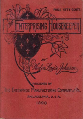 The Enterprising Housekeeper, HELEN LOUISE JOHNSON
