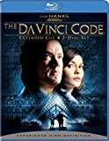 The Da Vinci Code (Two-Disc Extended Edition + BD Live) [Blu-ray]