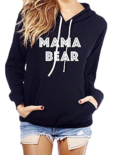 Long Sleeve Mama Bear Sweatshirt