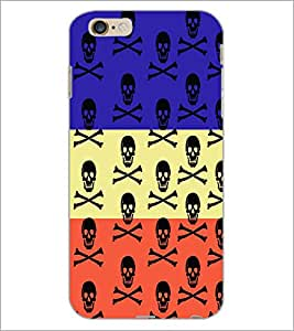 PrintDhaba Quote D-5756 Back Case Cover for APPLE IPHONE 6 PLUS (Multi-Coloured)