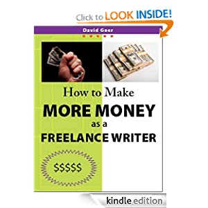 How to make more money as a freelance writer