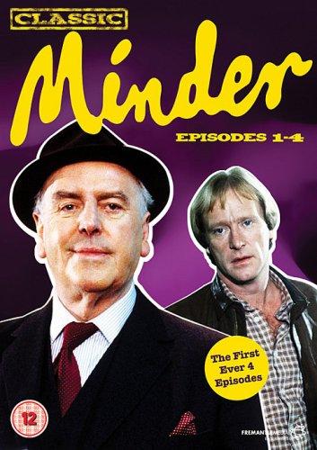 Classic Minder Episodes 1-4 [DVD]