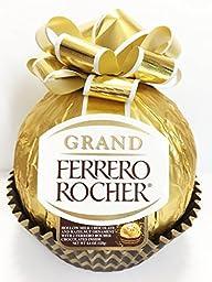 Rocher Grand Ferrero Rocher, 4.4 Ounce