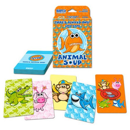 Animal Soup Card Game - 1