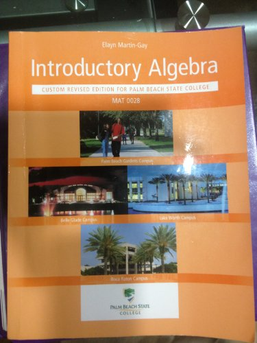 from Alden algebra gay introductory martin