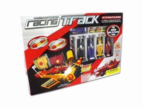 Max Speed Racing Track - 1