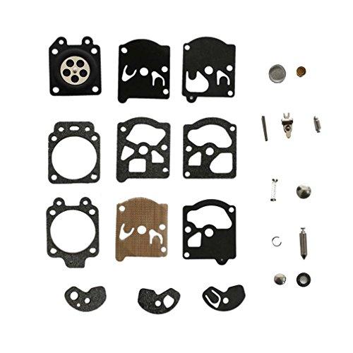 AISEN Carburetor Diaphragm Gakset Repair Rebuild Kit Diaphragm for Walbro K10-WAT Stihl 028AV 031AV 032 032AV FS40 FS44 FS85 FS586 FS88 FS106 FS180 09 010 011 028 Chainsaw (Stihl 031av Carburetor compare prices)
