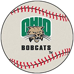 Amazon.com: FANMATS NCAA Ohio University Bobcats Nylon ...