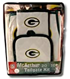 NFL Green Bay Packers BBQ Set at Amazon.com