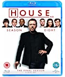 House, M.D.: Series 8 [Blu-ray] [Region Free]