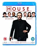 House M.D: Season 8 [Blu-ray] [Import]