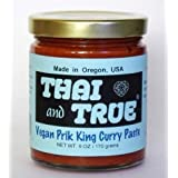 Thai and True Curry Paste - Prik King