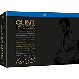 Clint Eastwood - Collection 20 films [Édition Limitée]