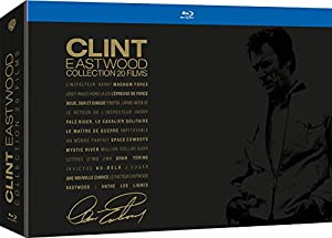 Clint Eastwood - Collection 20 films [Blu-ray]
