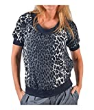 Dept Womens 3/4 Sleeve Pullover Blouse