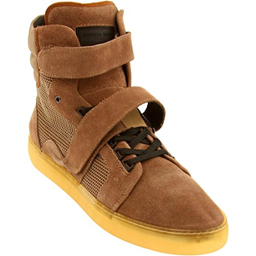 Android Homme Men's Propulsion High (camel)-13.0
