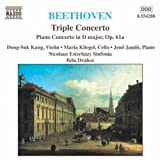 Concerto for violin (Beethoven's piano version) op.61 Beethoven