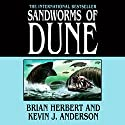 Sandworms of Dune Audiobook by Brian Herbert, Kevin J. Anderson Narrated by Scott Brick