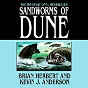 Sandworms of Dune | Brian Herbert, Kevin J. Anderson