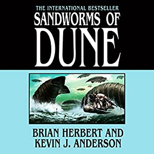 Sandworms of Dune Audiobook