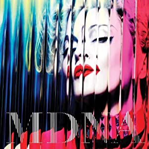 MDNA Madonna Album on CD