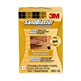 3M 20907-180 Sand Blaster Sanding Sponges, 2.5 by 3.75 by 1-Inch