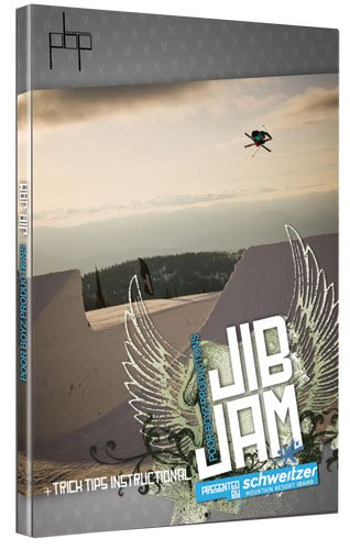 Jib Jam and Tric [DVD] [Import]