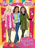 Fabulous Fashion (Paper Doll Book): Barbie