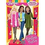 Fabulous Fashion (Paper Doll Book): Barbie ~ Golden Books