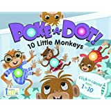 Poke-a-Dot!: 10 Little Monkeysby innovativeKids