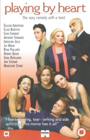 Playing By Heart [VHS] [UK Import]