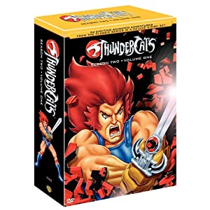 Thundercats Season  on Amazon Com  Thundercats   Season Two  Volume One  Bob Mcfadden  Larry
