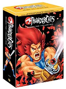 Thundercats: Season 2, Vol. 1 (6 Discs)