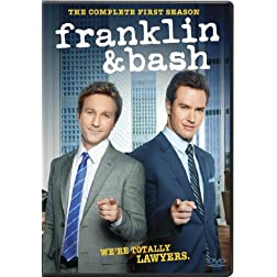 Franklin &amp; Bash: The Complete First Season