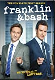 Cover art for  Franklin & Bash: The Complete First Season