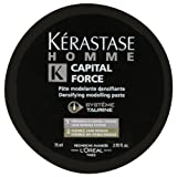 HOMME CAPITAL FORCE DENSIFYING MODELLING PASTE (75ML)-KERASTASE