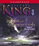 Stephen King The Song of Susannah (Dark Tower)