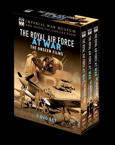 THE ROYAL AIR FORCE At War - Unseen Films - The Complete Series [DVD]