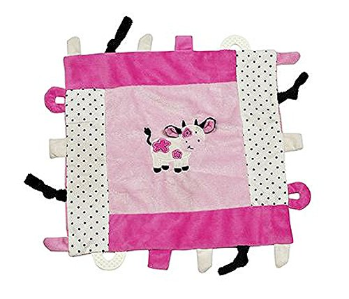 Maison Chic Daisy the Cow Multifunction Blankie - 1