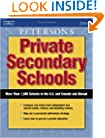 Private Secondary Schools 2006-2007 (Peterson's Private Secondary Schools)
