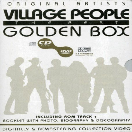 Village People - Golden Box - Zortam Music