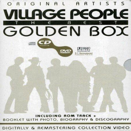 The Village people - Golden Box - Zortam Music