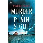 Murder in Plain Sight   Marta Perry