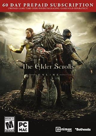 The Elder Scrolls Online: 60 Day Prepaid Subscription - PC